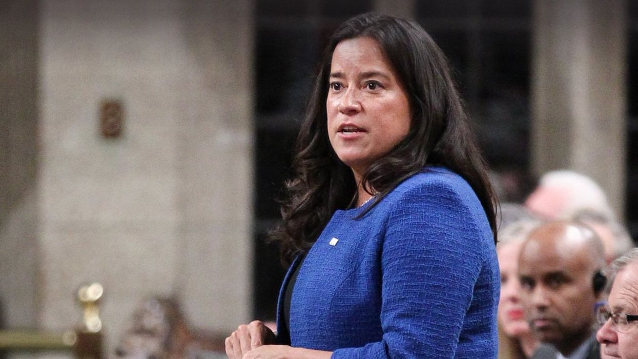 A Quebec Political Cartoon Of Jody Wilson-Raybould Is Being Called Out For For Its Racist Imagery