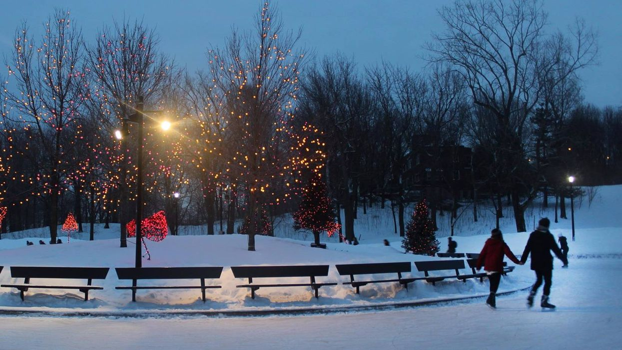 Montreal Wants To Bring Ice Skating Back To Mount Royal