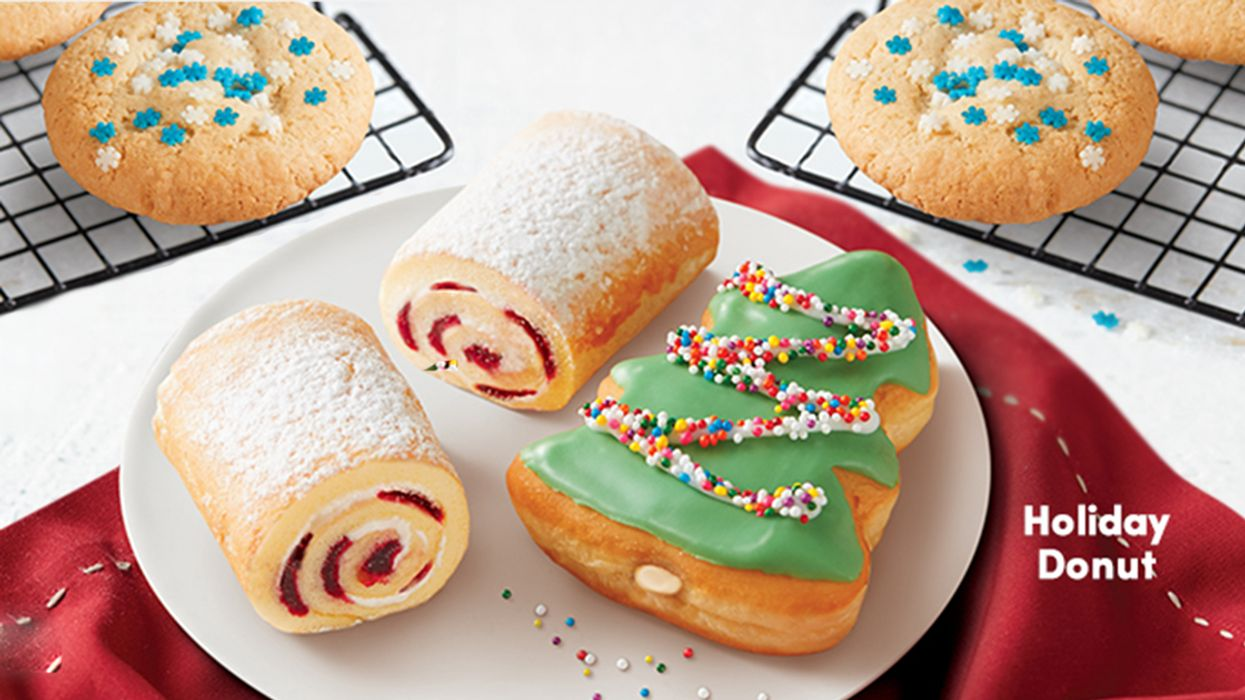 Tim Hortons Reveals All-New 2018 Holiday Themed Menu
