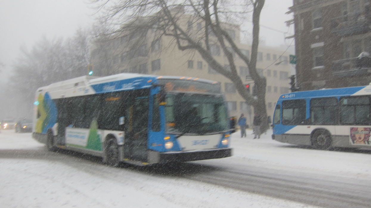 7 Reasons Why Montreal's Public Transit Is The Absolute Worst In The Winter