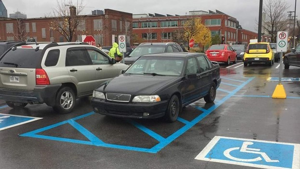 Opinion: Shameless Parking Violations Are Getting Out Of Control In Montreal