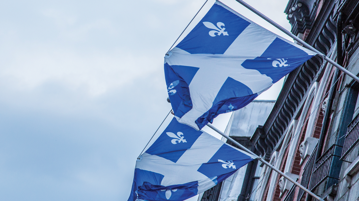 Quebec Is Forcing The City Of Montreal To Favour The Provincial Flag Over The Flag Of Canada