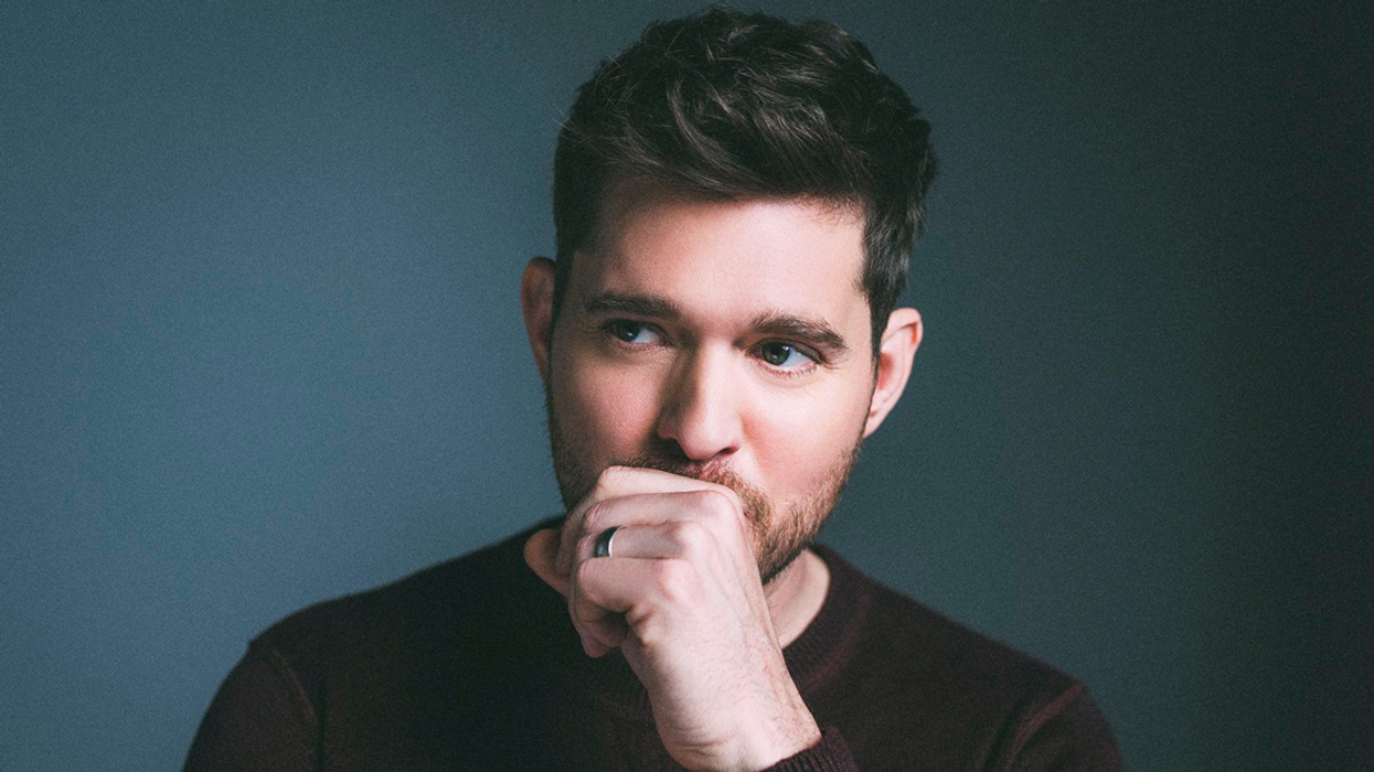 It's Official, Michael Bublé Is Coming To Montreal