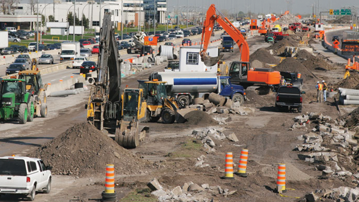 It's Official, Construction In Montreal Won't Be Complete Until 2040