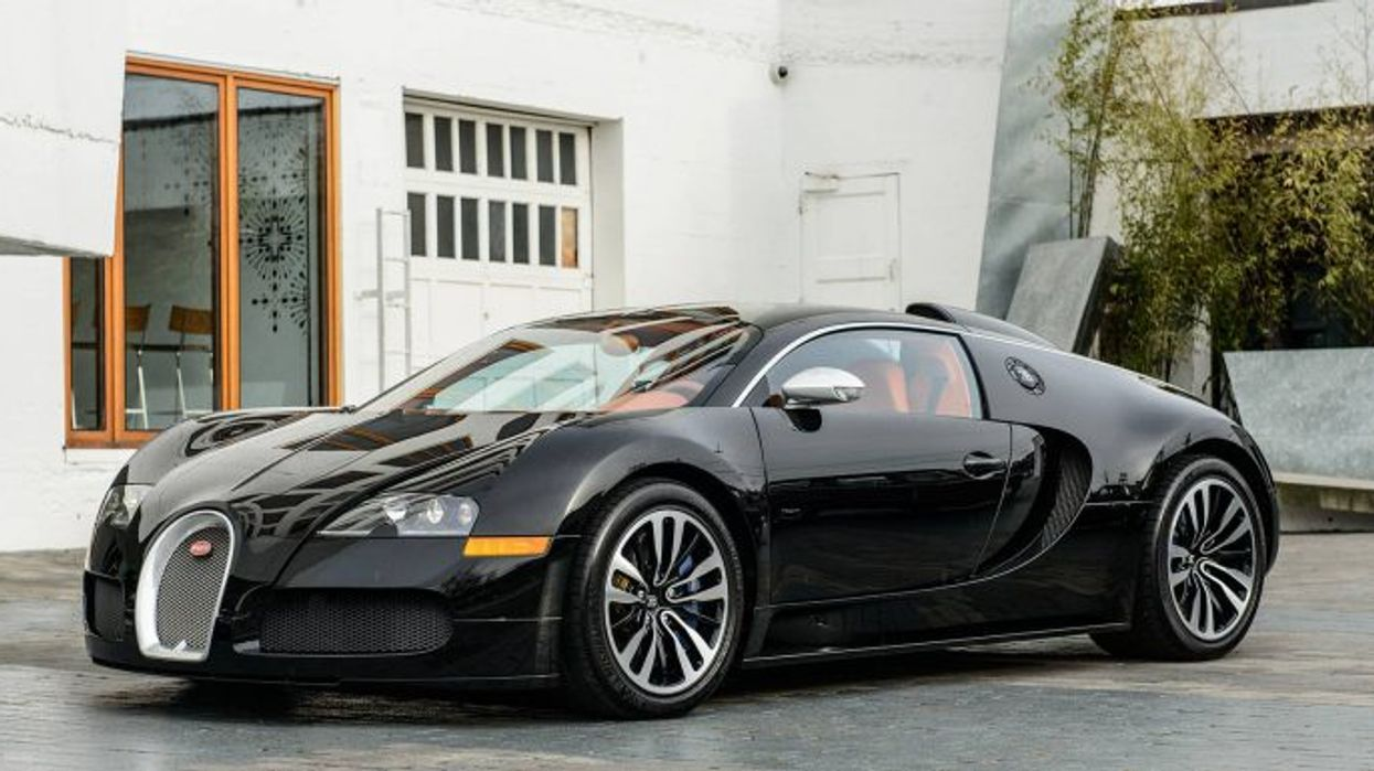 Drake's Old Bugatti Veyron Is Now For Sale For $1,700,000 In Montreal
