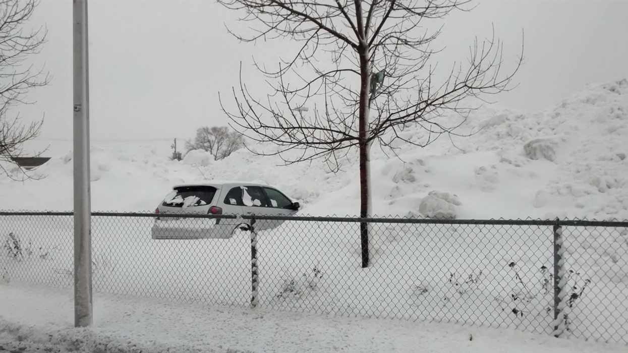 This Canadian Province Already Has 4.5 Feet Of Snow And The Blizzards Are Only Getting Worse