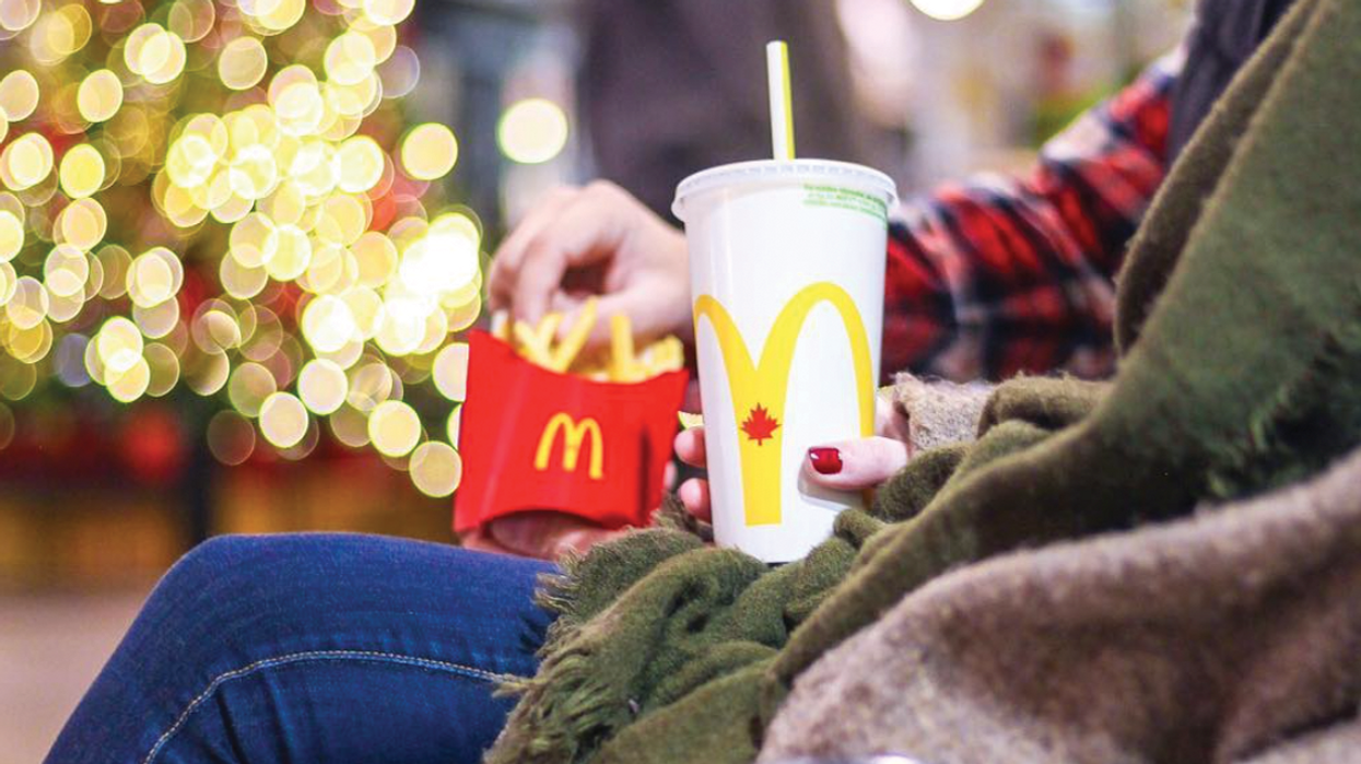 McDonald's Canada Is Giving Away FREE Drinks All Week And Here's How You Can Get One