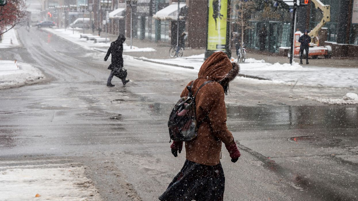 Montreal Is Going To Break The All-Time Coldest Temperature Record Tonight