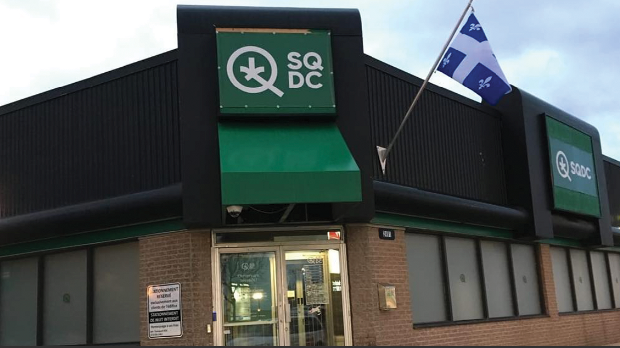 Quebec's SQDC Stores Are Killing Every Business Located Next To Them