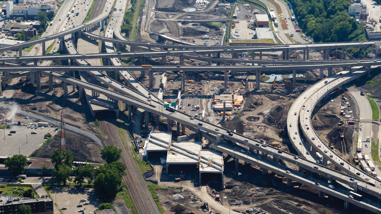 A Major Montreal Highway Will Be Shut Down This Week And Officials Are Telling People To Just Stay Home