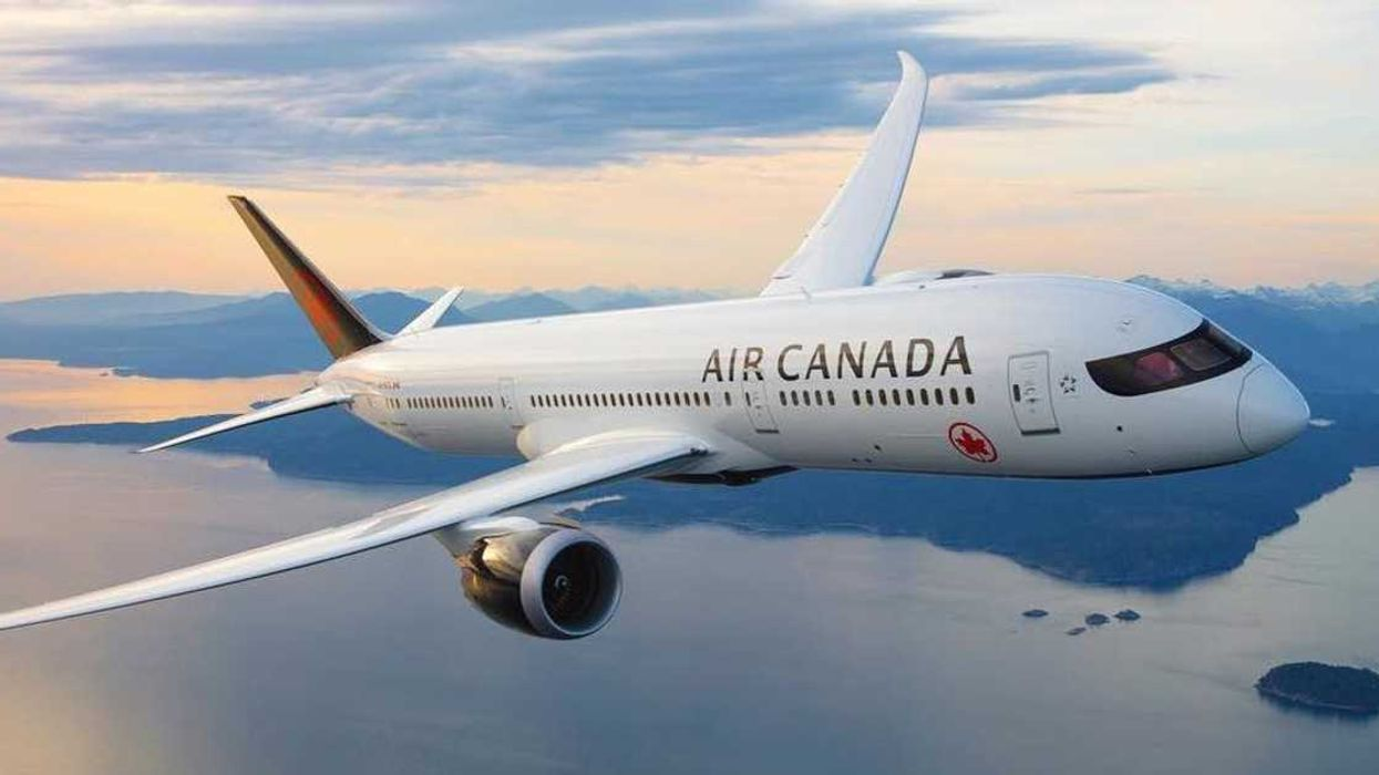 """Air Canada Is Offering A """"Halloween Discount"""" On Worldwide Flights Today Only"""