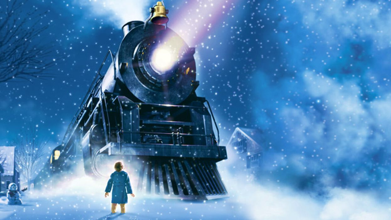 """A Real Life """"Polar Express"""" Train Is Coming To Canada This Christmas"""