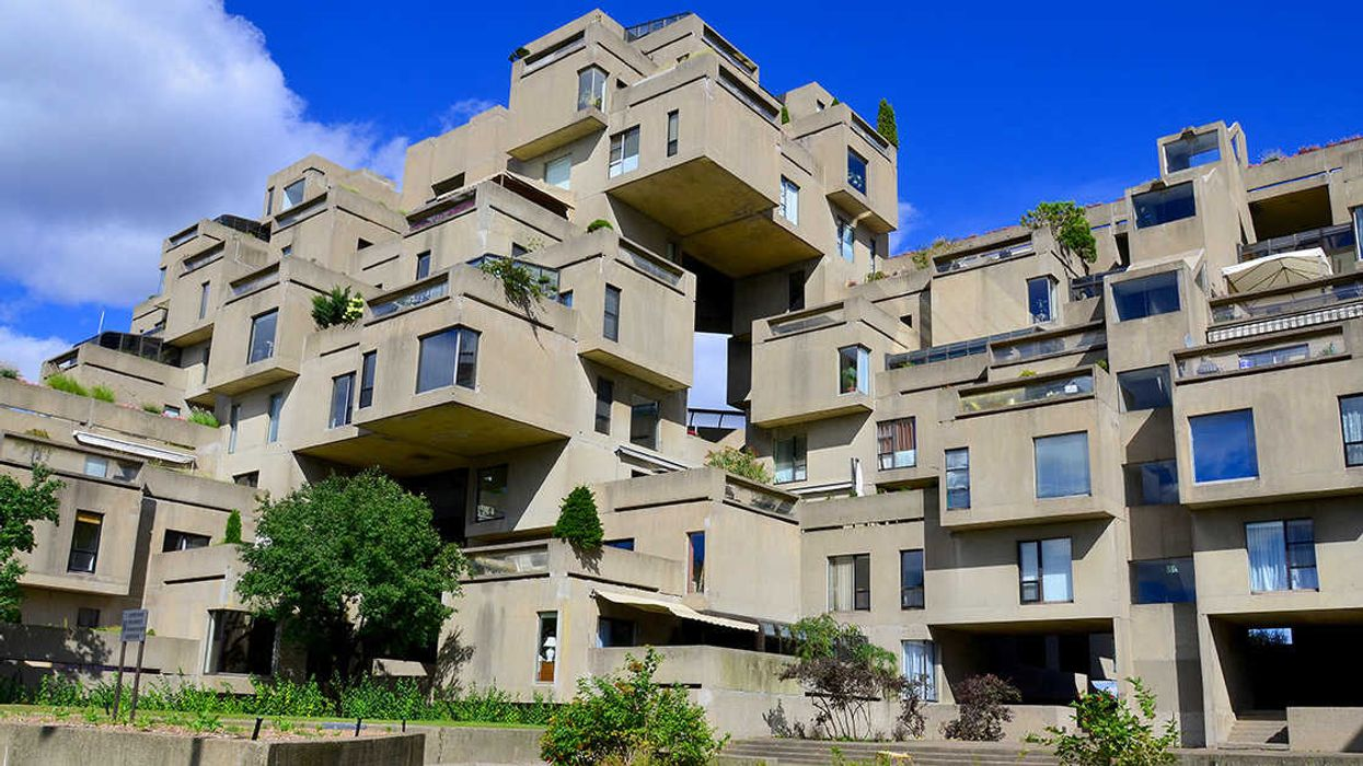 This Is What A $1,400,000 Apartment Looks Like In Montreal's Habitat '67