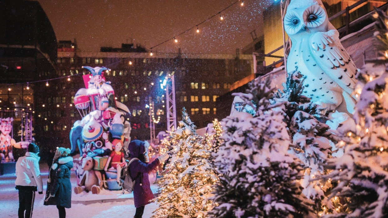 All The Montreal Christmas Markets And Events You Need To Check Out This Holiday Season