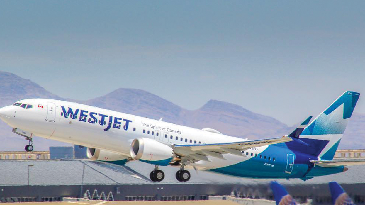 WestJet Kicked A Canadian Passenger Off Of A Flight For Falling Asleep And Now They're Being Sued