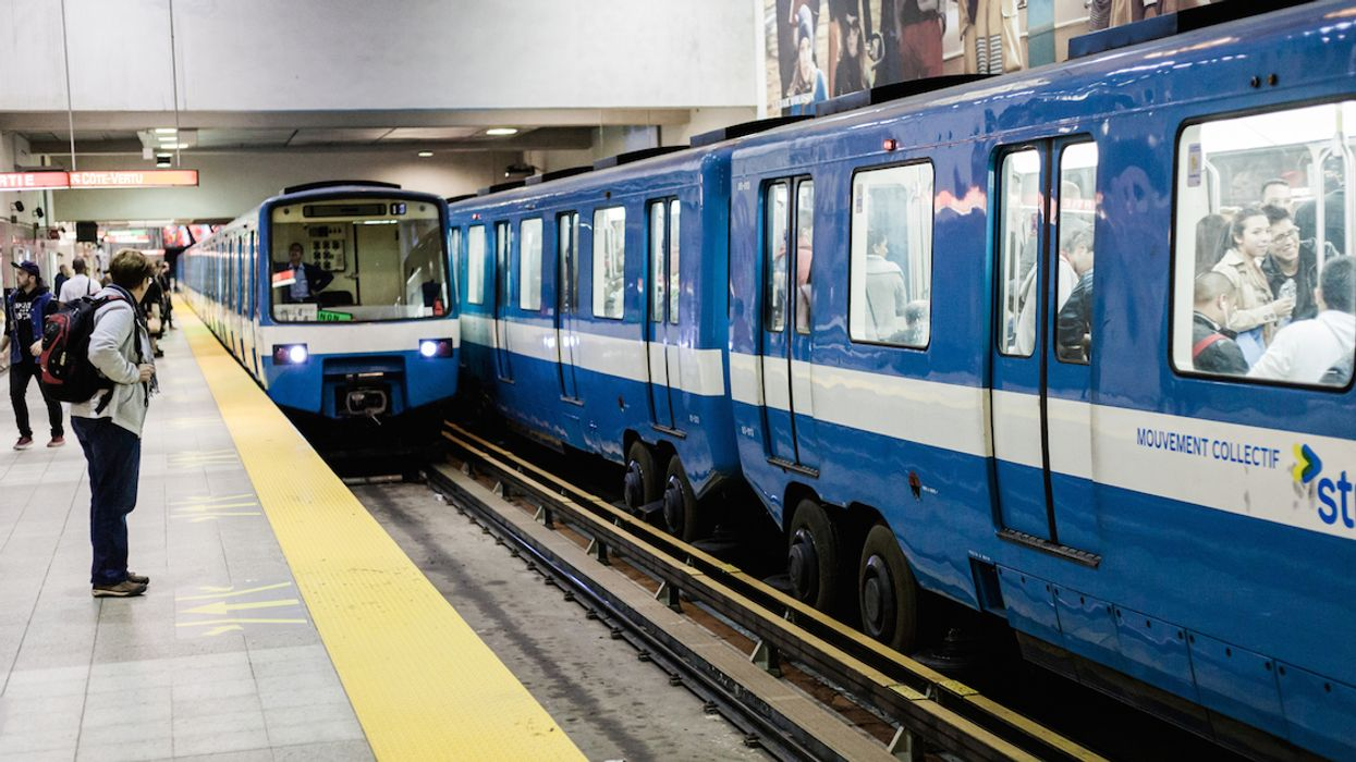 Montreal's STM Launches New Hilarious Automated Metro Announcements