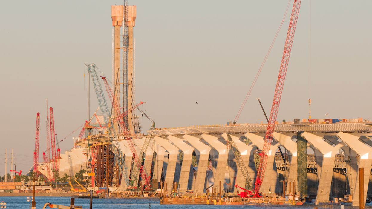 The New Champlain Bridge In Montreal Will Be Finished 6 Months Late