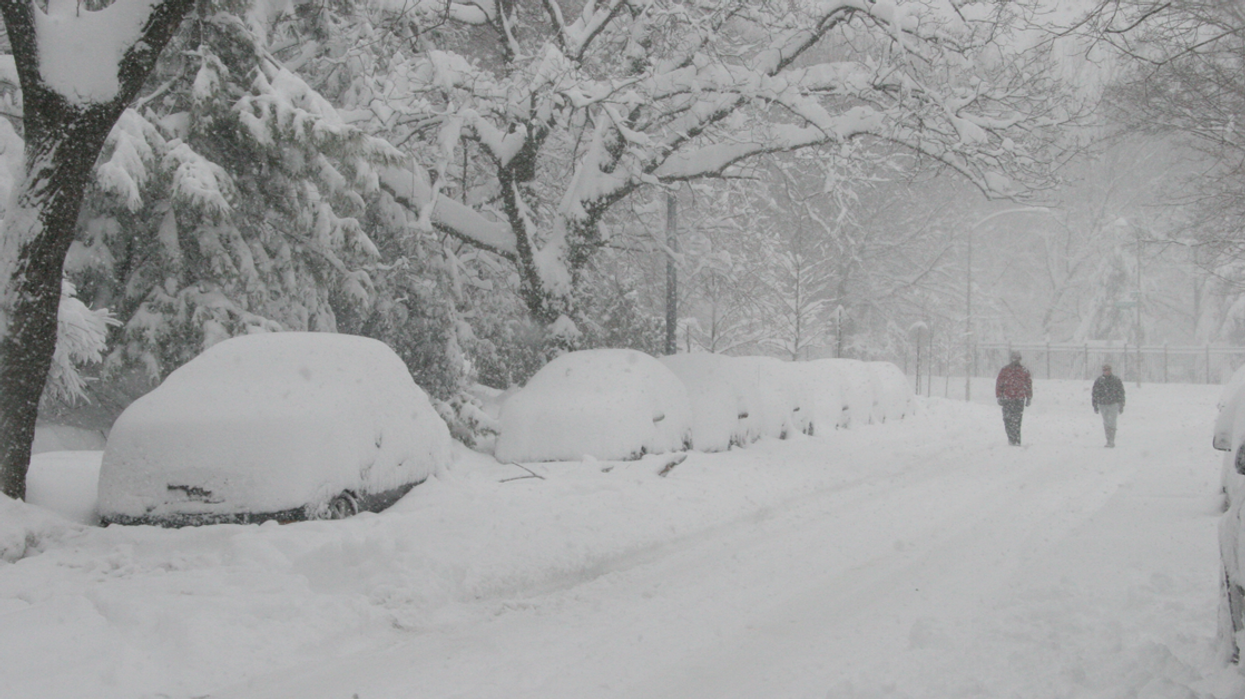 Warning: Parts Of Quebec Will Be Hit By 30cm Of Snow This Week