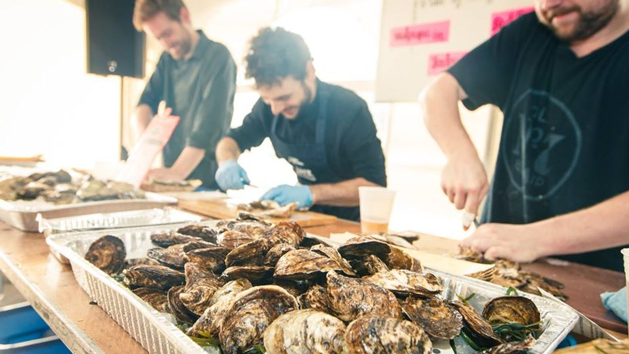 """Montreal Is Hosting A Huge """"Oyster Festival"""" This Week"""