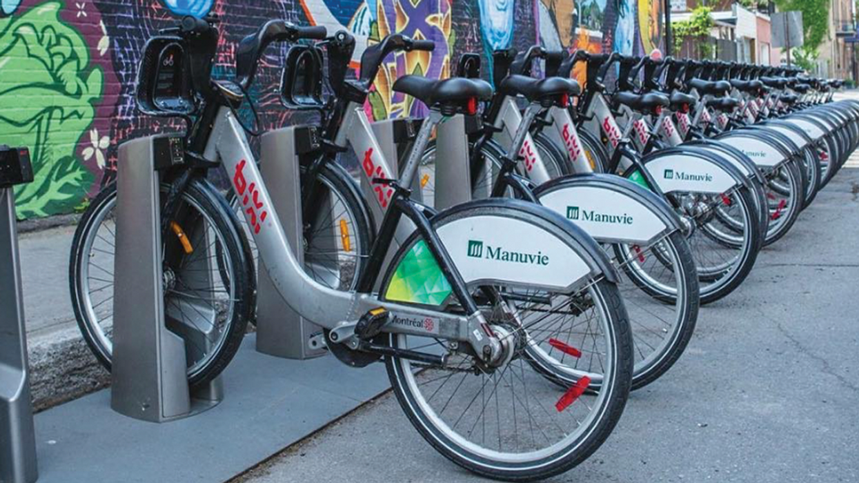 BIXI Is Offering Bike Rides And Free Movie Tickets This Weekend In Montreal