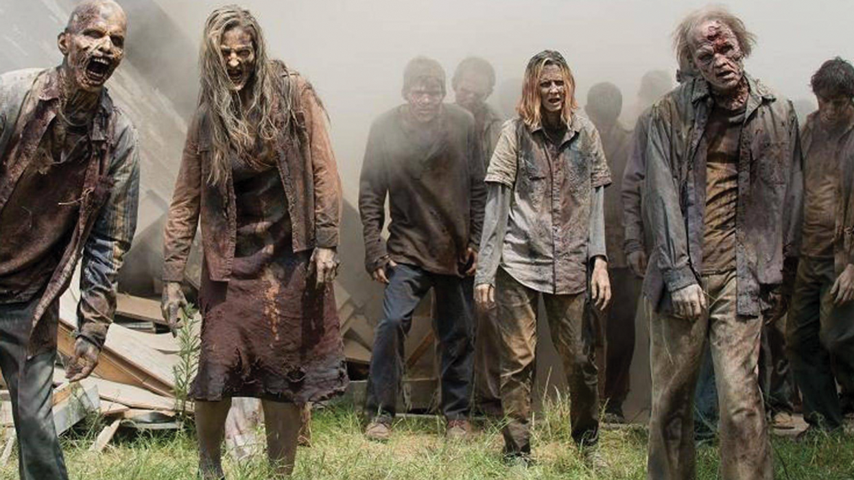 """A Massive """"Walking Dead"""" Zombie March Is Coming To Quebec"""