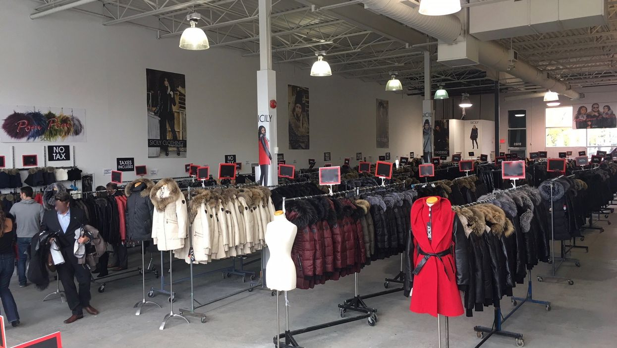 Montreal Is Having A Massive Up To 70% Off Designer Winter Coat Sale This Week