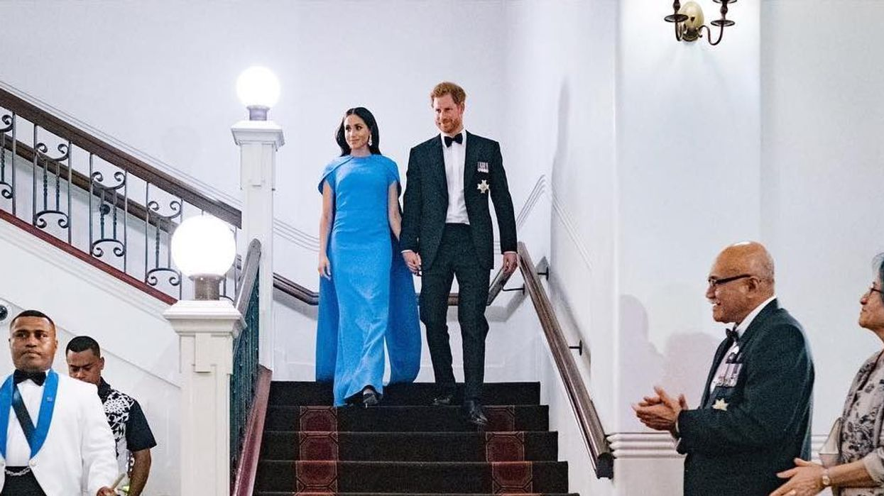This Is Why Everyone Thinks Meghan Markle Is Expecting A Baby Boy