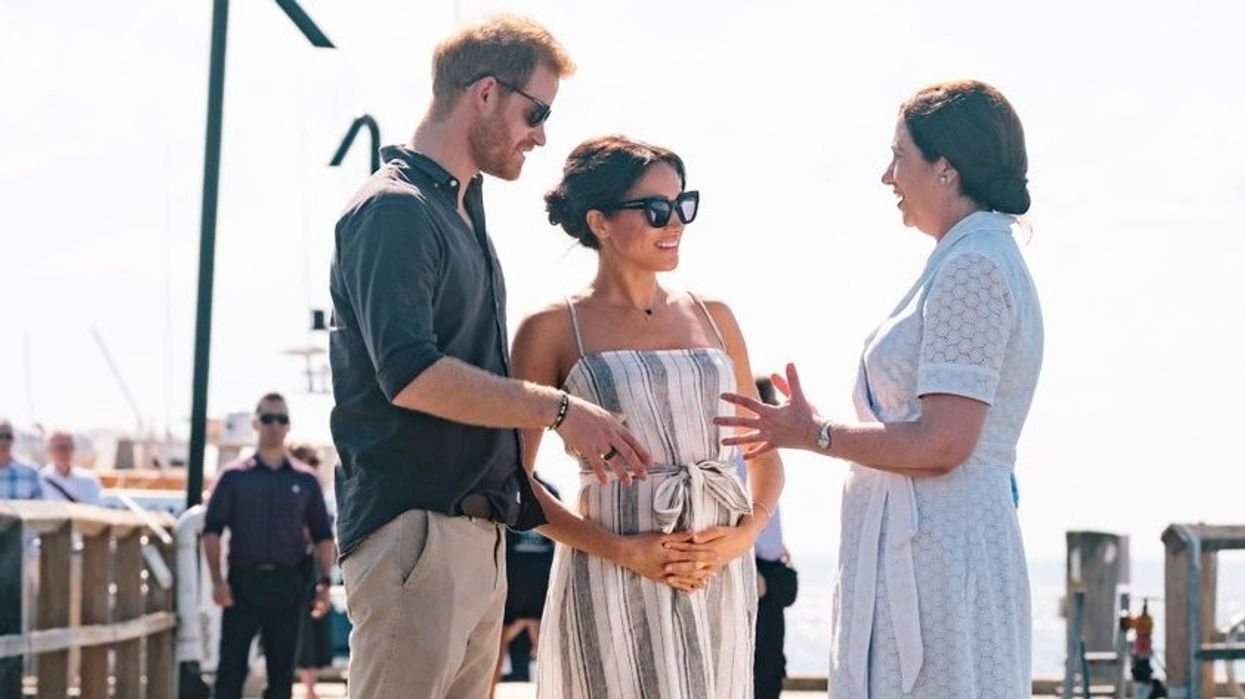 People Are Freaking Out After Meghan Markle Proudly Wore This Canadian Brand On Her Royal Tour