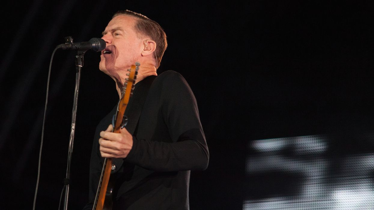 It's Official, Bryan Adams Is Coming To Montreal