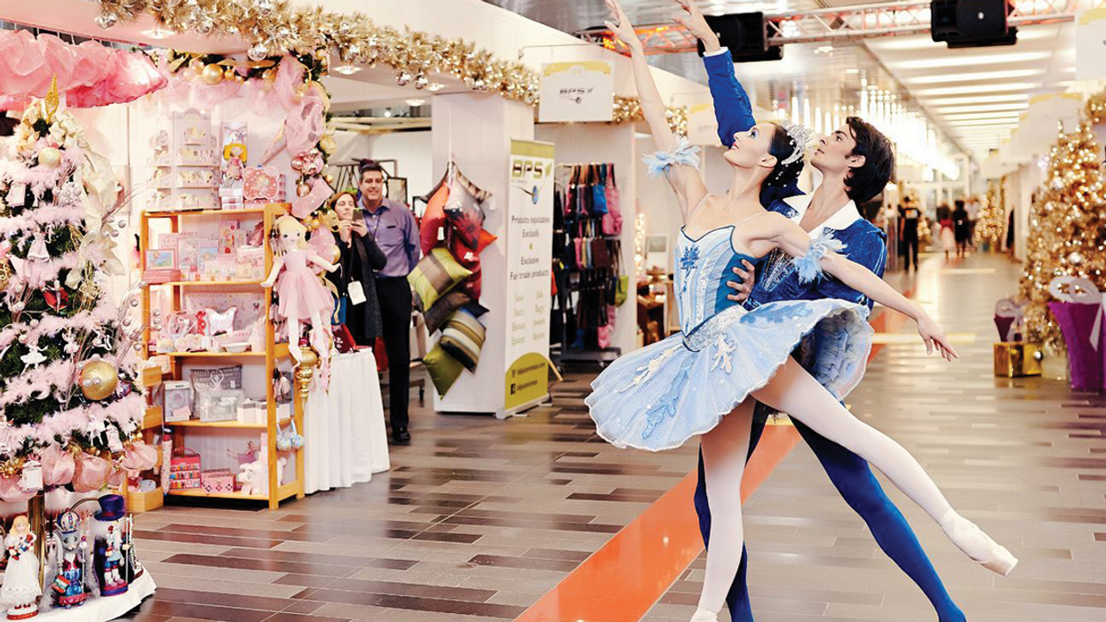 """Montreal's """"Nutcracker Holiday Market"""" Ends This Weekend"""