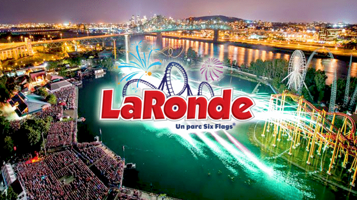 """La Ronde Is Having An Insane 70% Off """"Fright-Sale"""" For Summer 2019 Season Passes"""
