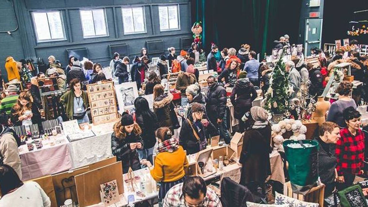 """Etsy Montreal Is Hosting A Massive """"Holiday Pop-Up Market"""" In November"""