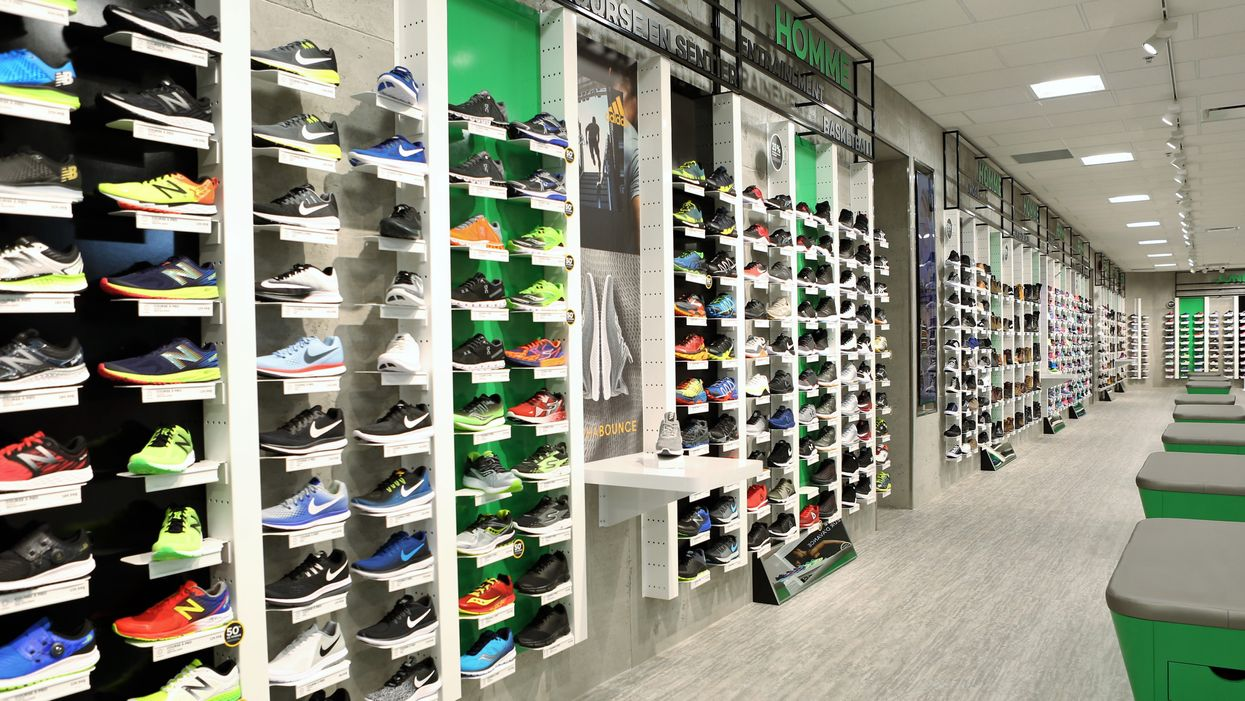 Montreal's West Island Is Opening The City's Biggest Sportium Store