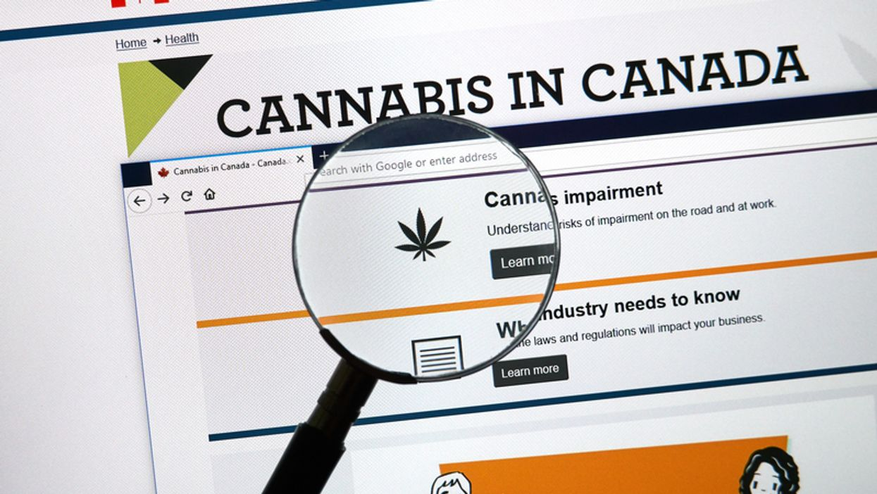 The U.S. Government Can Actually Track Canadians Who Buy Marijuana Online