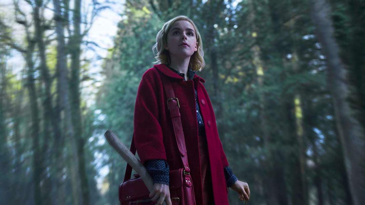 """The New """"Chilling Adventures Of Sabrina"""" On Netflix Canada Is Even Better Than The Original Show"""