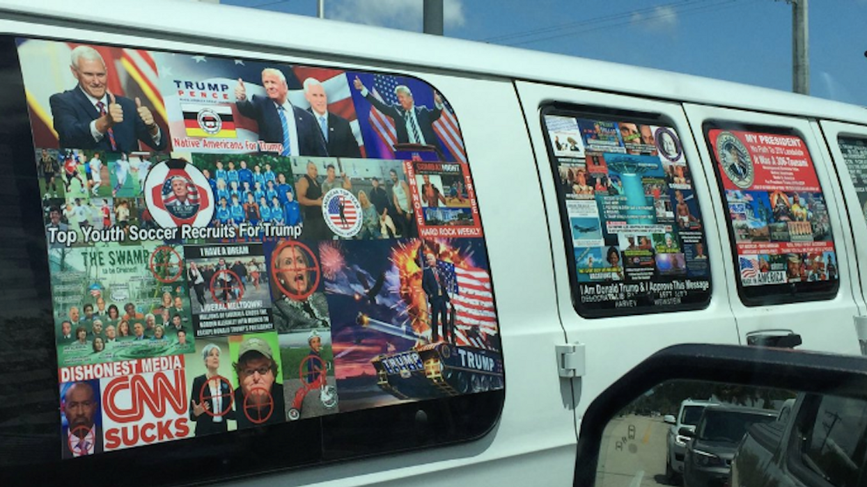 """All The Creepy Details You Need To Know About The """"MAGA Bomber"""" Cesar Sayoc"""