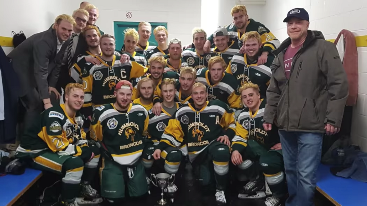 Humboldt Broncos' Families Are Begging Canadians Not To Buy Disgusting New Book About The Team