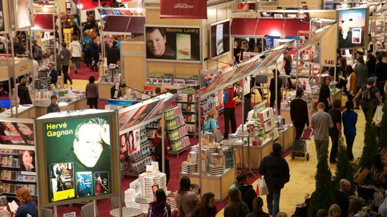 This Massive Book Fair Is Coming To Montreal