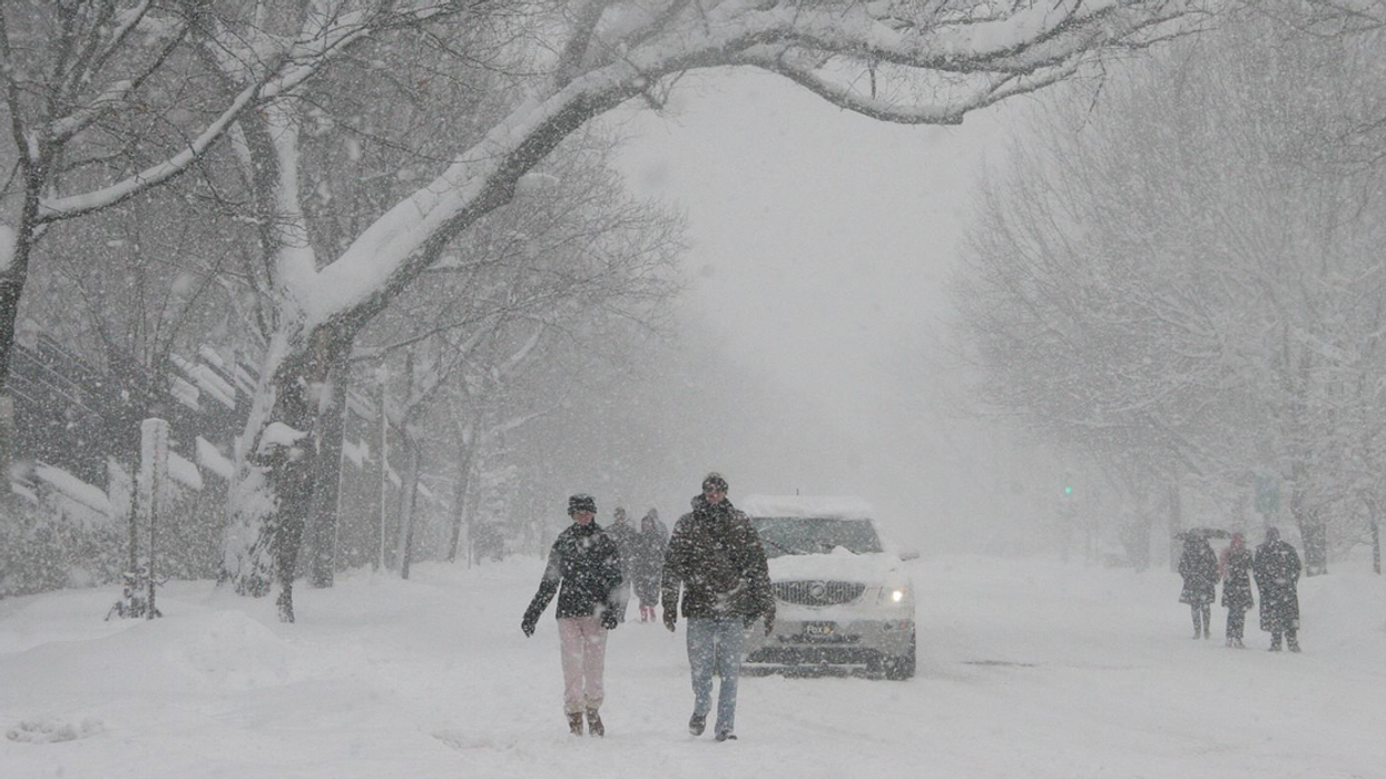 Warning: Extreme -45°C Winter Weather Is Coming To These Canadian Provinces
