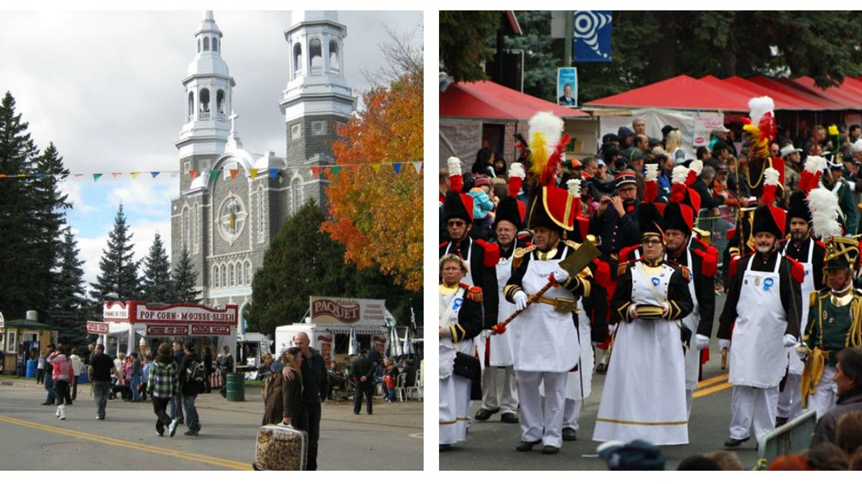 This Village In Quebec Is Transforming Into A Historic Market And Autumn Festival