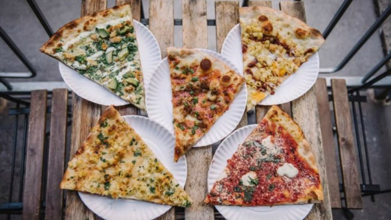 These Are All The Restaurants That Are Participating In Montreal's Pizza Week