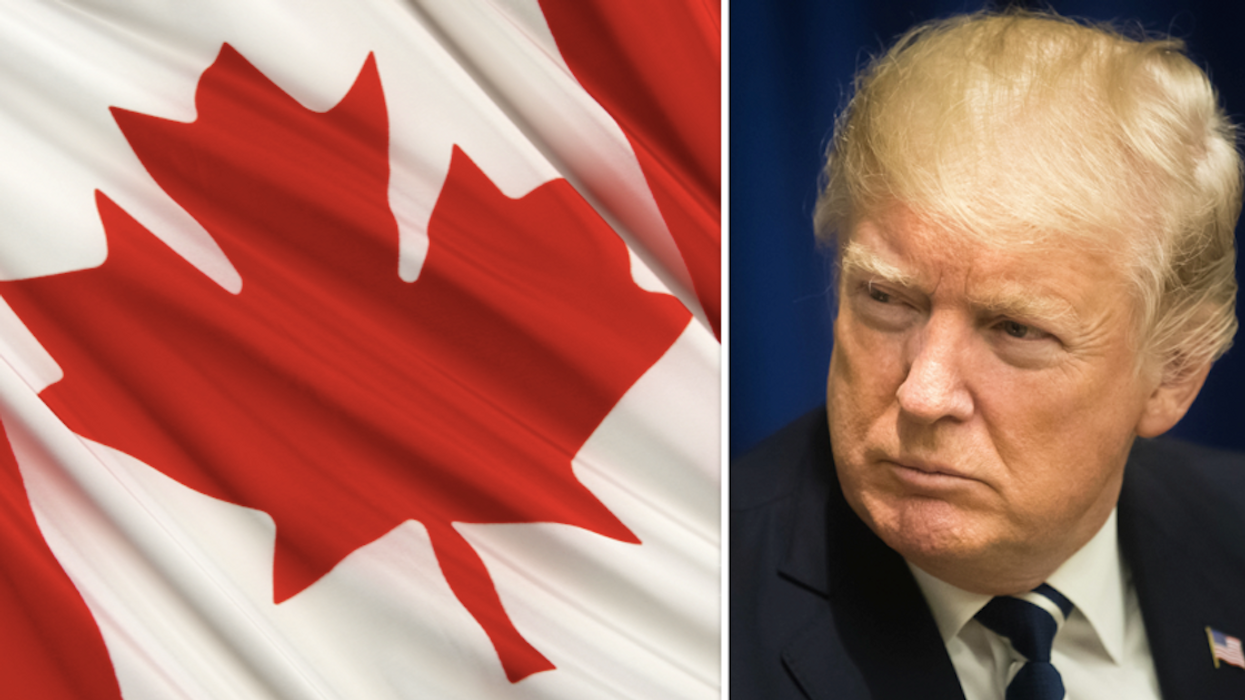 There's A New Political Party In Canada And Its Leader Sounds Suspiciously Like Trump (Tweets)