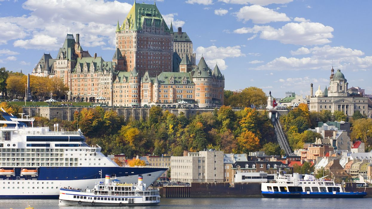 11 Incredible Things You Can Do Around Quebec City This Fall
