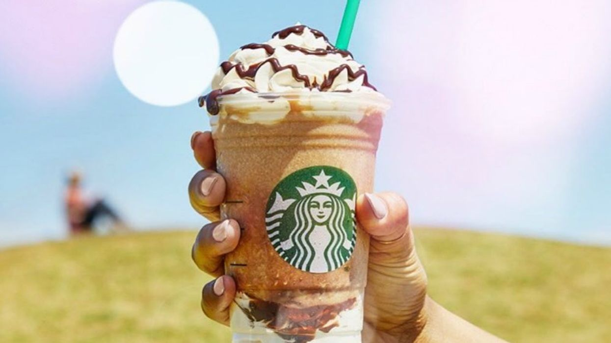Starbucks Is Offering 50% Off Drinks Today In Canada