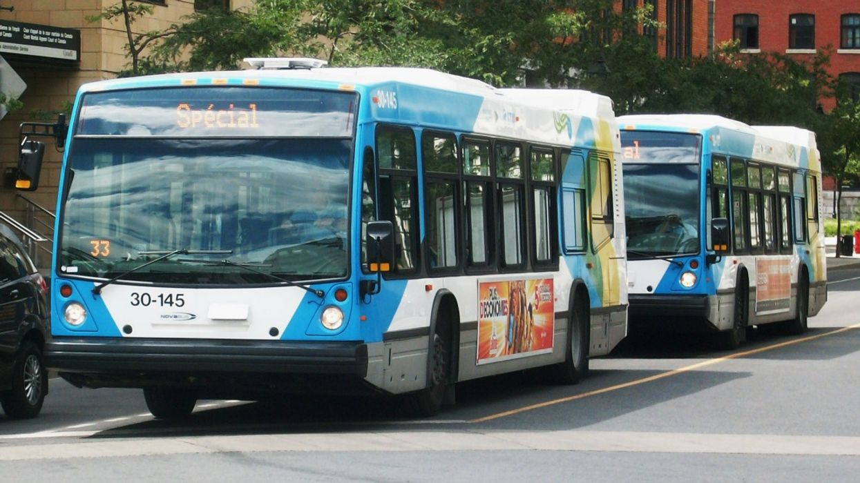 Montreal Is Getting 2 Brand New STM Bus Lines