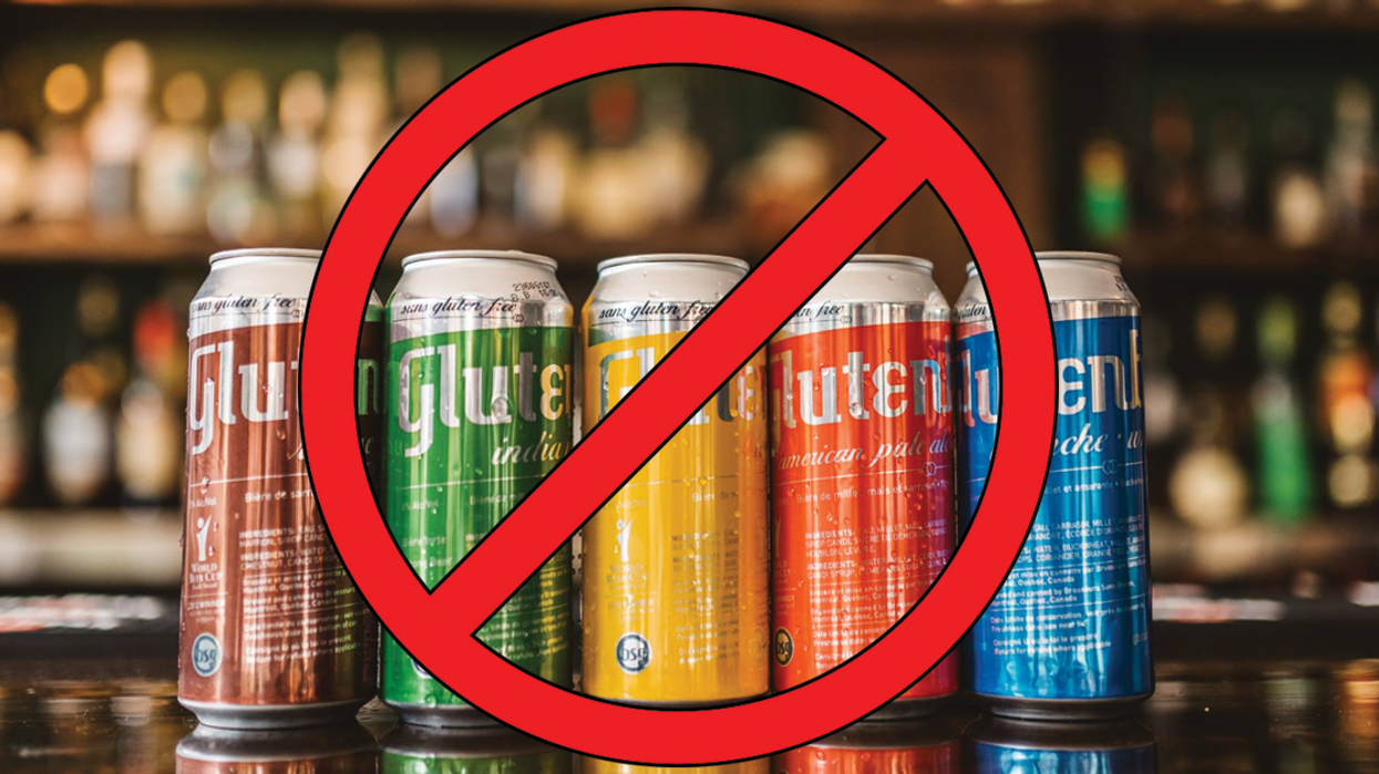 A Quebec Beer Company Just Recalled Their Non-Alcoholic Beer Because It Contained Too Much Alcohol
