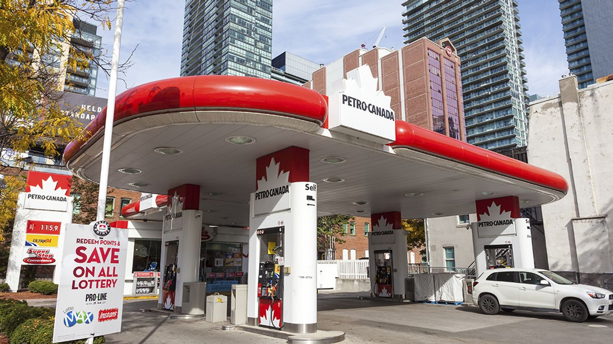 The Price Of Gas In Canada Is About To Skyrocket