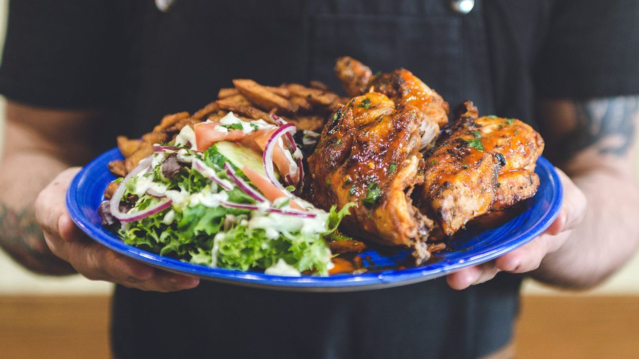 Montreal's West Island Opened A New Portuguese Chicken Restaurant And You Gotta Go ASAP!
