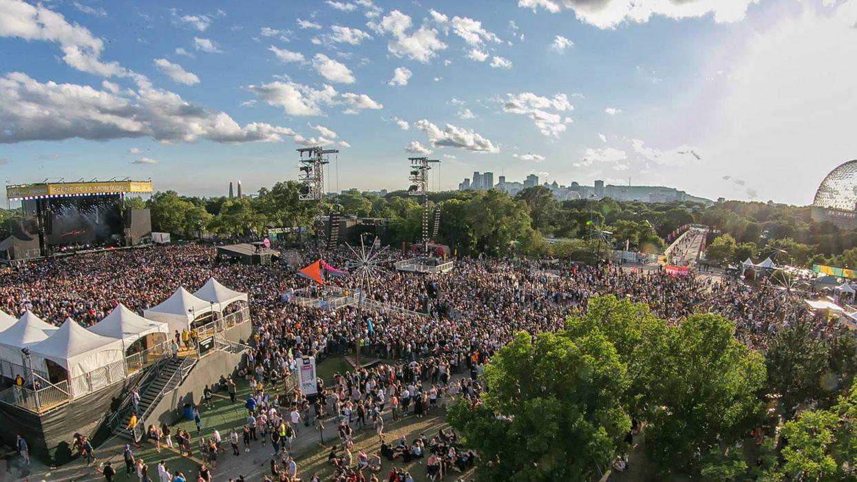 Montreal Festivals Will Be Safer For Women In 2018