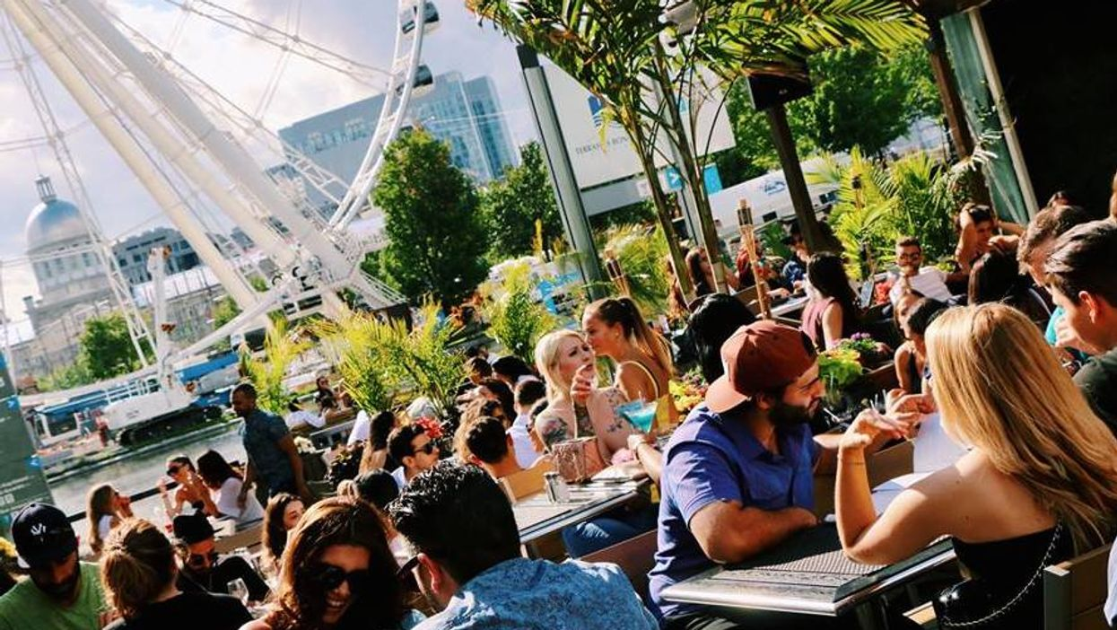 """9 Montreal """"Pop-Up"""" Restaurants That Are Only Open In The Summer"""
